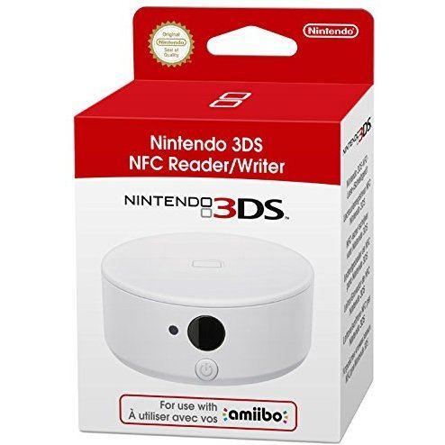 NFC Reader & Writer for 3DS
