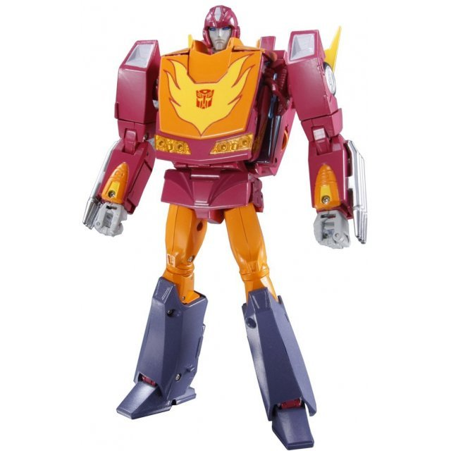 Transformers Masterpiece MP-28 Hot Rodimus From Japan F//S
