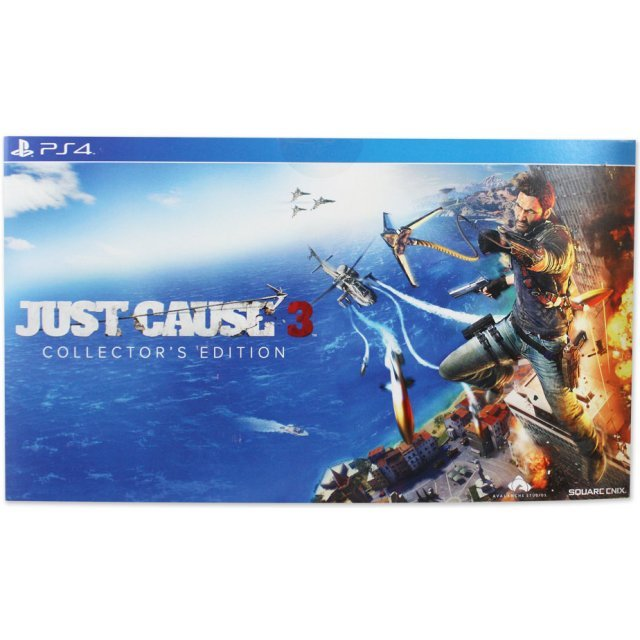 Just Cause 3 [Collector's Edition] (English)