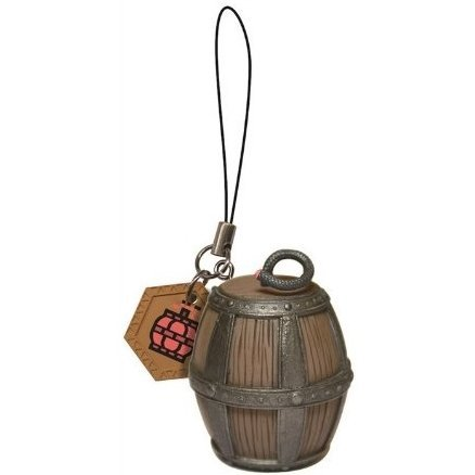 Monster Hunter Item Mascot: Cask Bomb (Re-run)