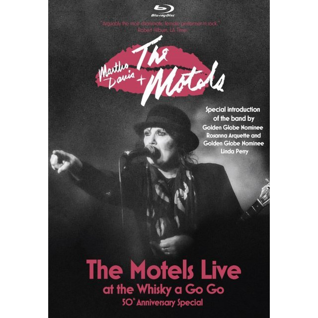 The Motels: Live at the Whisky a Go Go 50th Anniversary