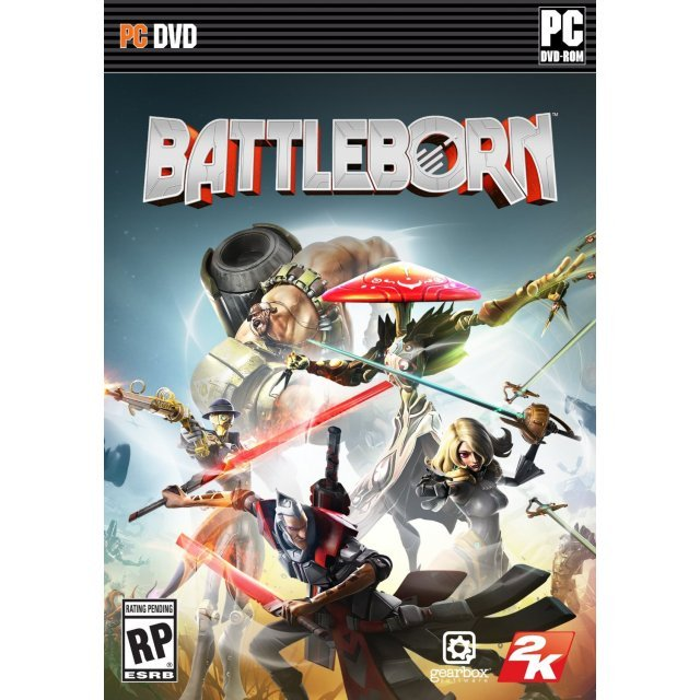Battleborn (DVD-ROM) (English)