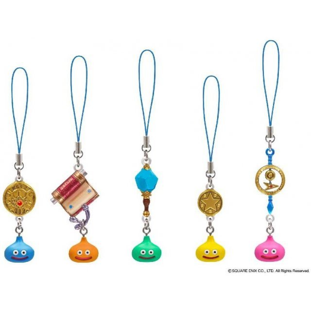 Dragon Quest: Lucky Accessory Capsule Ver. (Set of 10 pieces)