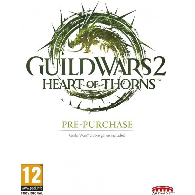 Guild Wars 2: Heart of Thorns (Pre-Purchase Edition)