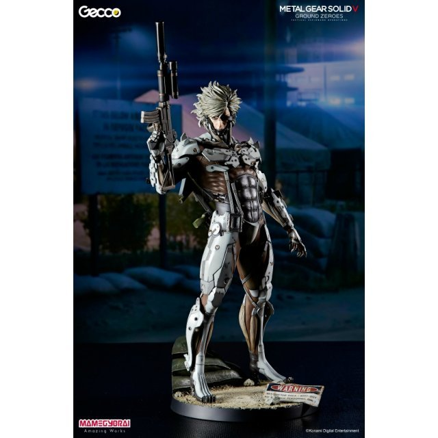 Metal Gear Solid V Ground Zeroes: Raiden White Armor Ver. [Event Limited Edition]