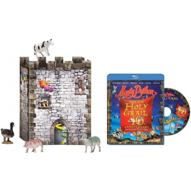 Monty Python and the Holy Grail (Limited Edition Castle Catapult Gift Set)
