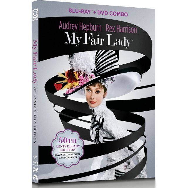 My Fair Lady  (50th Anniversary Edition) [Blu-ray+DVD]