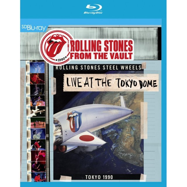 The Rolling Stones From the Vault: Live at the Tokyo Dome [Blu-ray+CD]