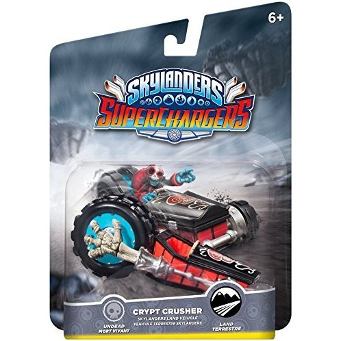 Skylanders SuperChargers Character Pack: Vehicle Crypt Crusher
