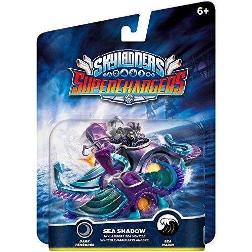 Skylanders SuperChargers Character Pack: Vehicle Sea Shadow
