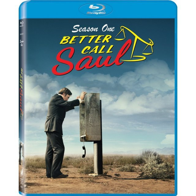Better Call Saul: The Complete First Season [Blu-ray+Digital Copy]