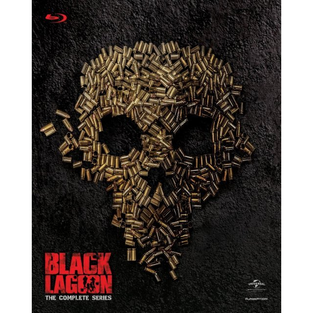 Black Lagoon: The Complete Series - Premium Edition [Blu-ray+DVD+Digital Copy]