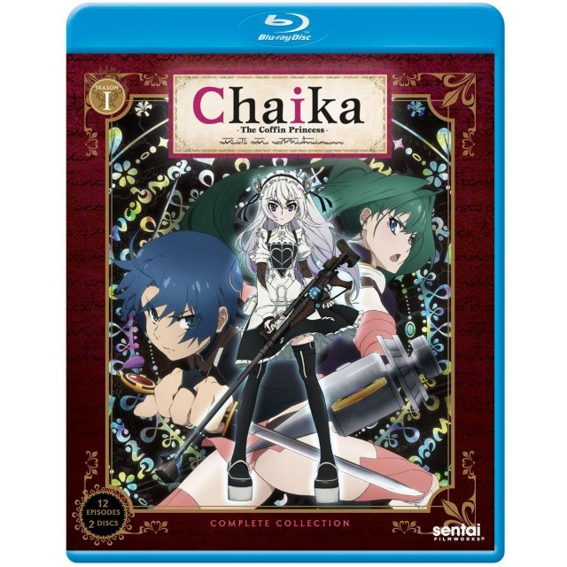 Chaika: The Coffin Princess  - Season One Complete Collection