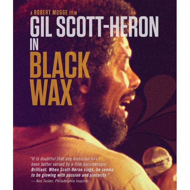 Gil Scott-Heron: Black Wax
