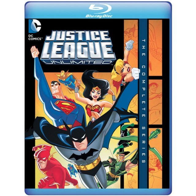 Justice League Unlimited: The Complete Series (Seasons 1-2)