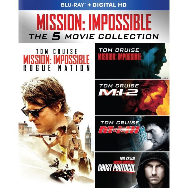 Mission: Impossible - The 5-Movie Collection