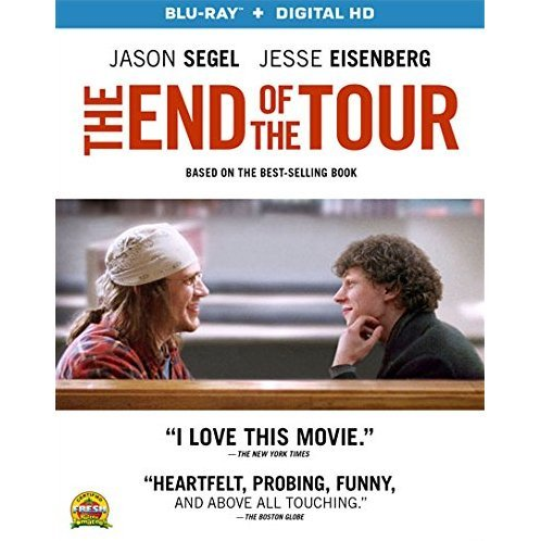 The End of the Tour [Blu-ray+Digital HD]