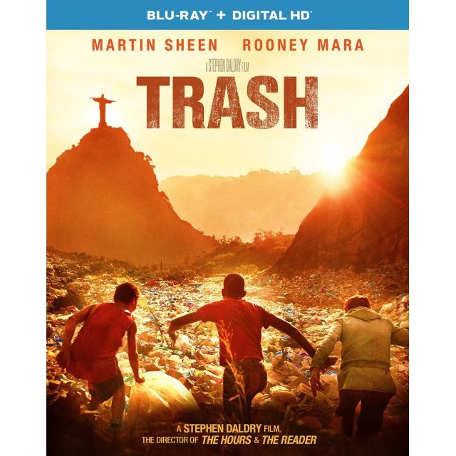 Trash [Blu-ray+Digital HD]