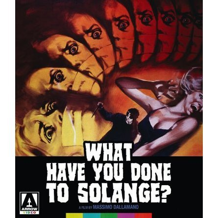 What Have You Done to Solange? [Blu-ray+DVD]