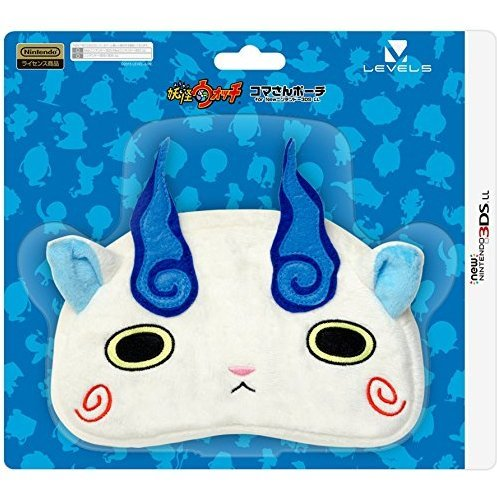 Youkai Watch Koma-san Pouch for New 3DS LL