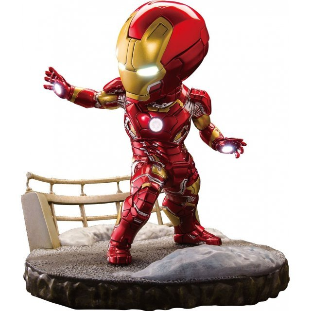 Egg Attack Avengers Age Of Ultron: Iron Man Mark 43