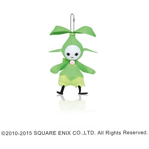 Final Fantasy XIV Minion Mascot Vol.2: Wind-up Sylph