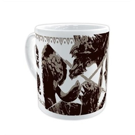 Monster Hunter X Mug: 4 Main Monster