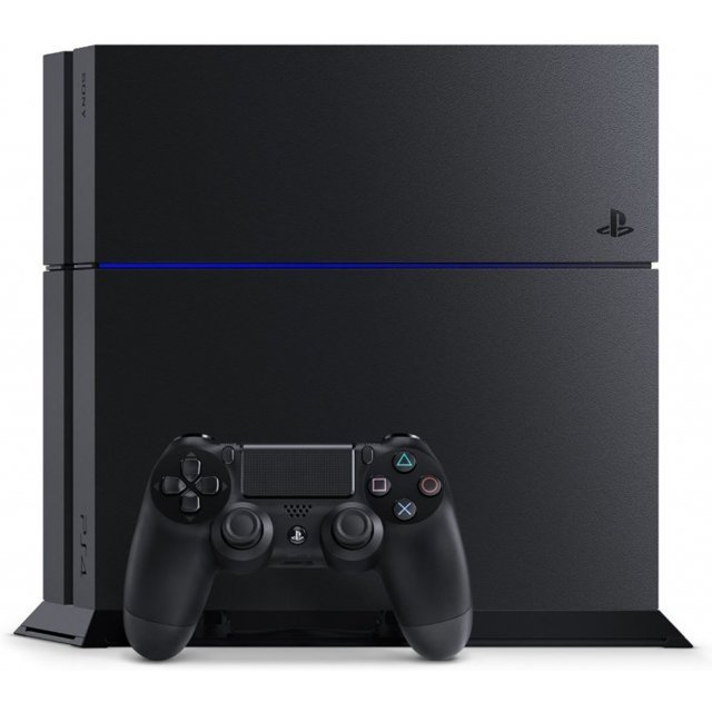 PlayStation 4 System 1TB (Jet Black)