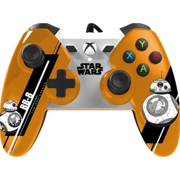Xbox One Star Wars Episode VII Wired Controller (BB-8)