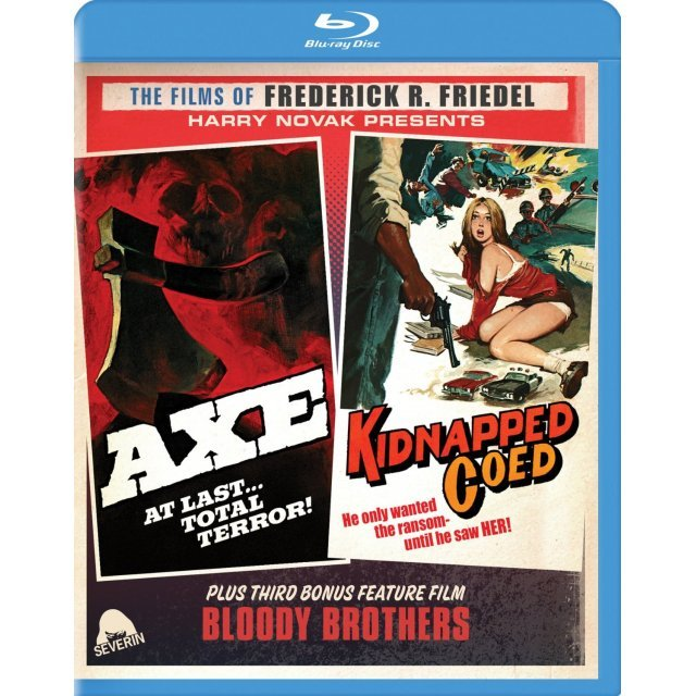 Axe / Kidnapped Coed [ Blu-ray+CD]