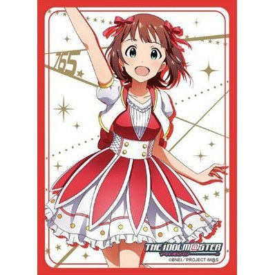 Bushiroad Sleeve Collection High-Grade Vol. 929 The Idolmaster: Amami Haruka 10th Live Costume Ver.