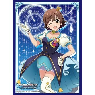 The Idolmaster Cinderella Girls Bushiroad Sleeve Collection High-grade Vol. 937: Honda Mio Stage Costume Ver.