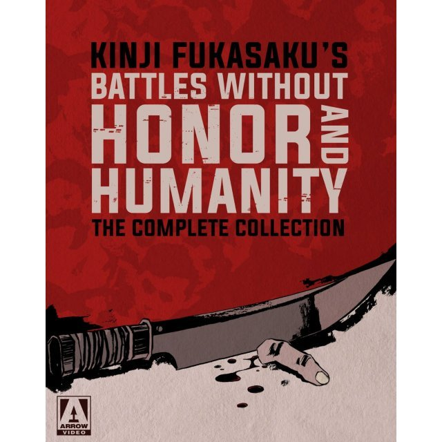 Battles Without Honor and Humanity: The Complete Collection (Limited Edition) [Blu-ray+DVD]