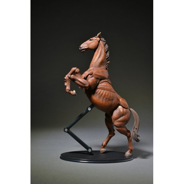 KT Project KT-008 Takeya Freely Figure: Horse Wear Color Scheme