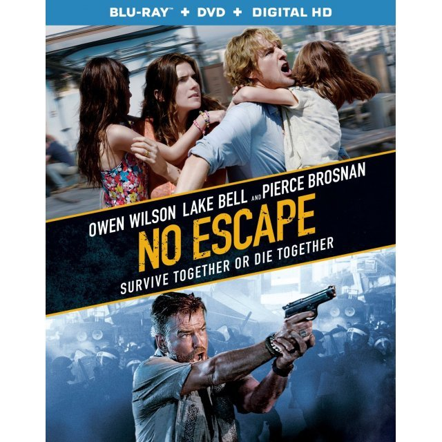 No Escape [Blu-ray+DVD+Digital HD]