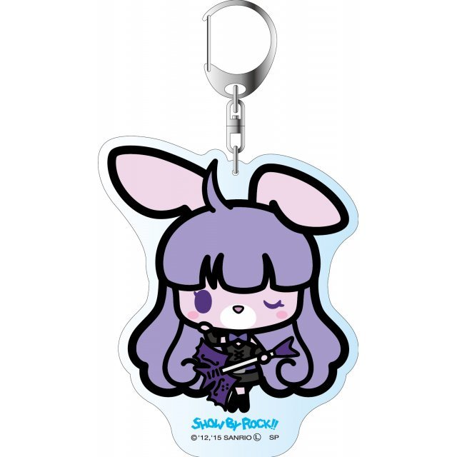Show by Rock!! Deka Key Chain Simple Design Ver.: ChuChu