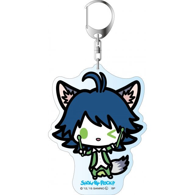 Show by Rock!! Deka Key Chain Simple Design Ver.: Kai