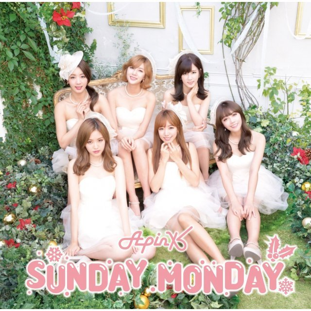 Sunday Monday (Japanese Ver.) [CD+DVD Limited Edition Type B]