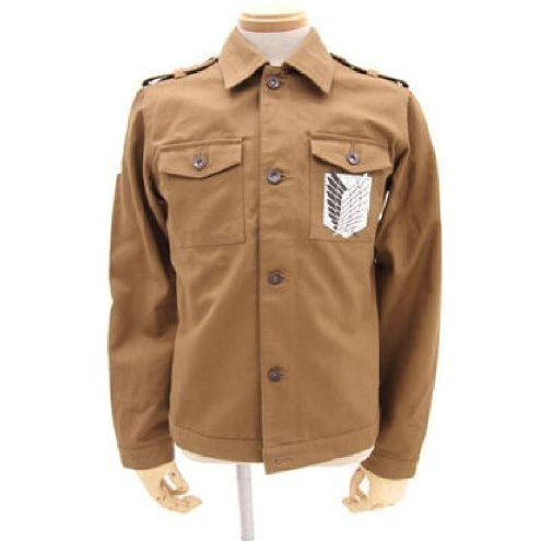 Attack on Titan Survey Corps Jacket M