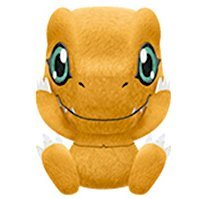 Digimon Adventure Ball Plush: Agumon