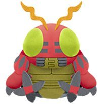 Digimon Adventure Ball Plush: Tentomon
