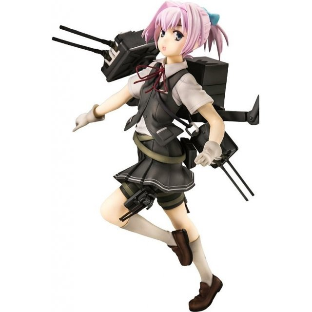 Kantai Collection -KanColle- 1/7 Scale Pre-Painted PVC Figure: Shiranui
