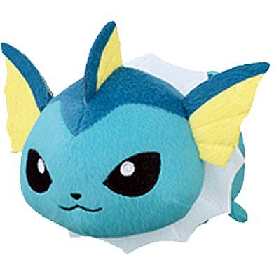 Pokemon XY & Z Ball Plush: Vaporeon