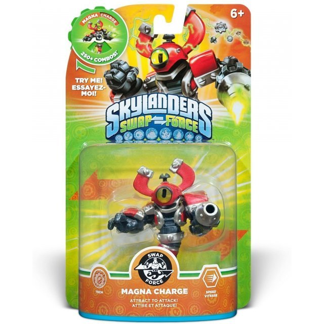 Skylanders Swap Force Character Pack: Magna Charge