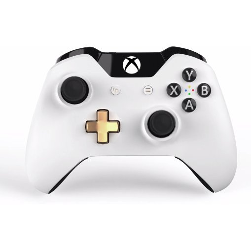 Xbox One Wireless Controller [Special Edition] (Lunar White)