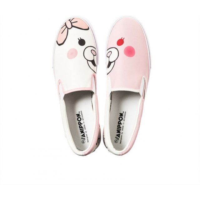Danganronpa 1-2 Sneakers ANIPPON Collaboration L: Monomi Model
