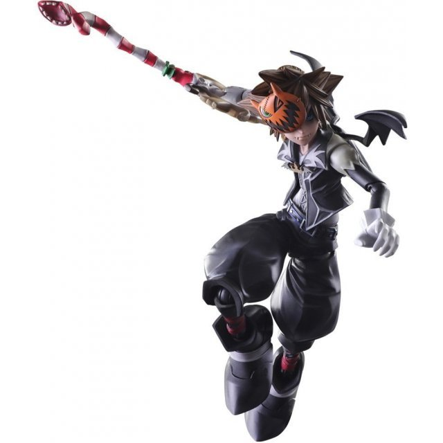 Kingdom Hearts Sora Halloween Town Costume.Kingdom Hearts Ii Play Arts Kai Sora Halloween Town Version