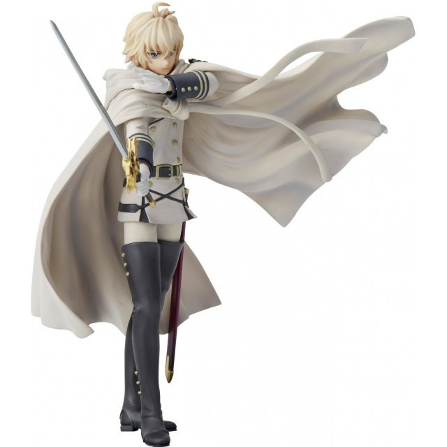mensHdge Technical Statue No. 22 Seraph of the End: Mikaela Hyakuya