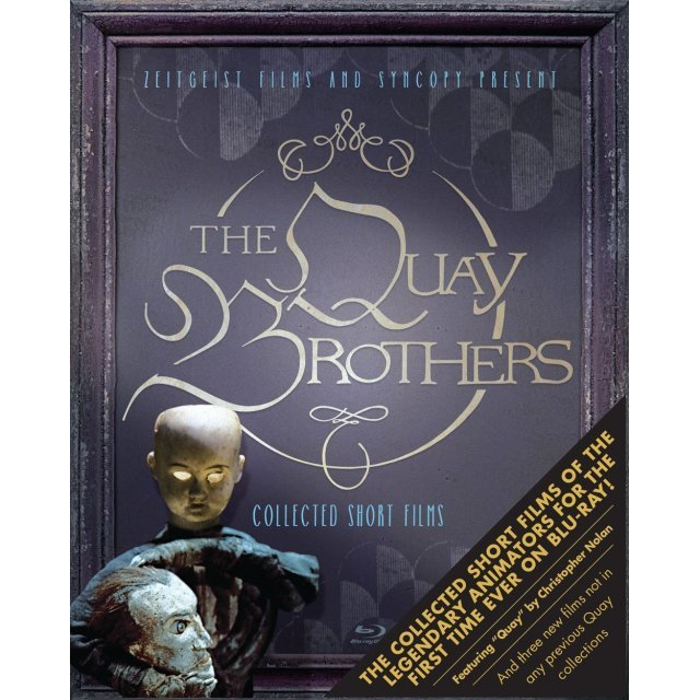 Quay Brothers: Collected Short Films 1979-2003