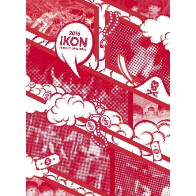 2016 Ikon Season's Greetings [Limited Edition]